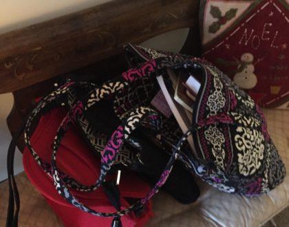 Sacks, Bags, & Luggage?